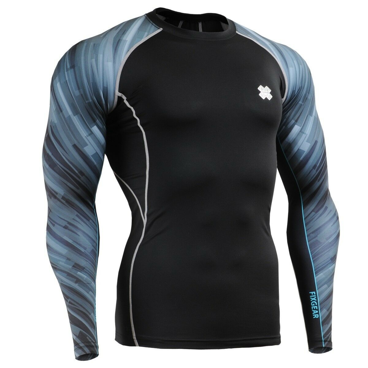 FIXGEAR CPD-B67 Compression Base Layer Skin-tight Shirts Training Gym MMA
