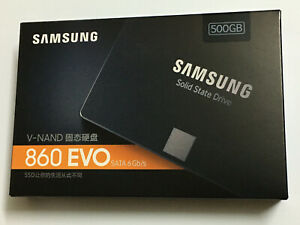 Samsung-860-EVO-500GB-MZ76E500B-CN-2-5-034-SATA-III-SSD-V-NAND-6Gb-s-Internal-SSD
