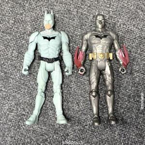 random 3Pcs Marvel Legends Dc Comics The BATMAN 3.75/'/' Movies action figures toy