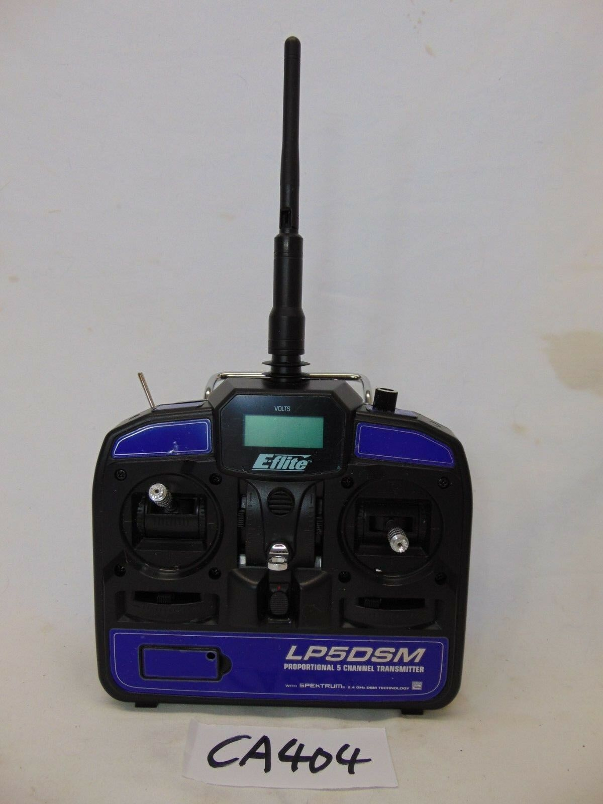 E-FLITE LP5DSM PROPORTIANAL 5 CHANNEL TRANSMITTER REMOTE  2.4 GHZ SPEKTRUM