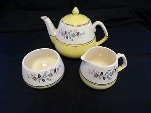 Vintage Keele Street Pottery 034Talk of the Town034 design - Hillington, Norfolk, United Kingdom - Returns accepted - Hillington, Norfolk, United Kingdom