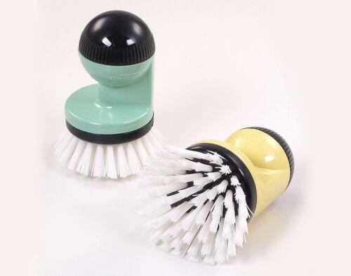 Spülbürste Haug avec du savon distributeur Vaisselle Brosse Topfbürste Vaisselle Brosse