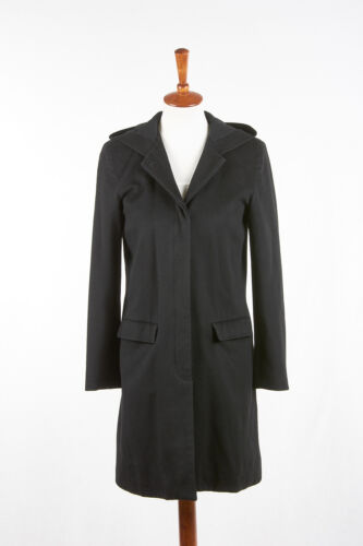Xs Stormsystem Brothers Womens Hooded In Loro Raven Coat Wool Brooks Piana Black fgI7bmY6yv