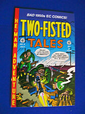 Two Fisted Tales 8: golden age EC Comics color rep. Russ Cochran 1992 series.New