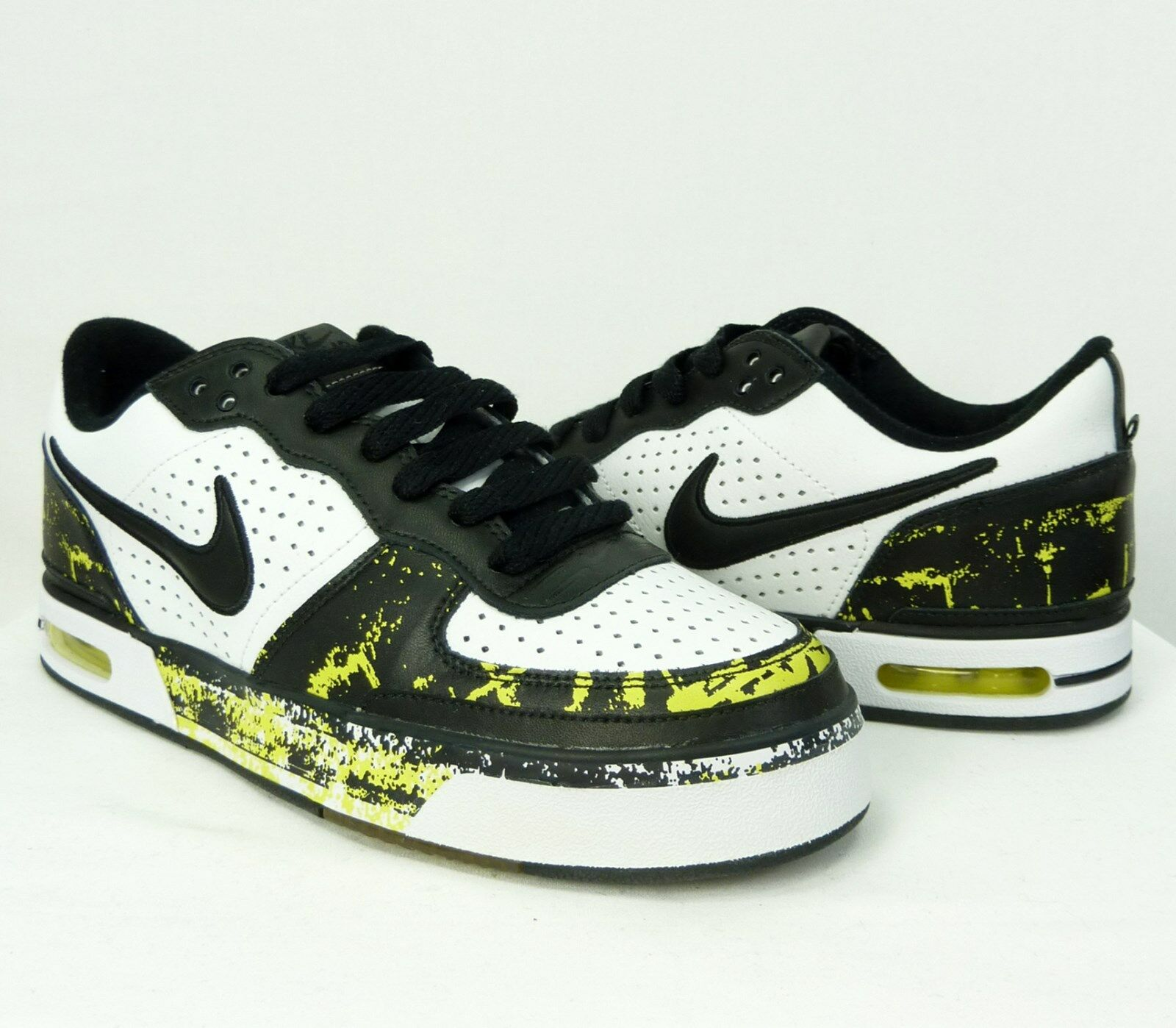 NEW NIKE AIR CAPTIVATE SPLATTER STYLE SHOES SNEAKERS DEADSTOCK SIZE 8.5 US