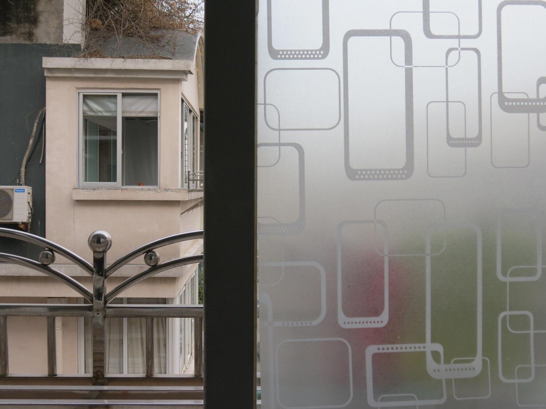 Waterproof Pvc Privacy Frosted Home Bedroom Bathroom Window Sticker Glass Film Ebay