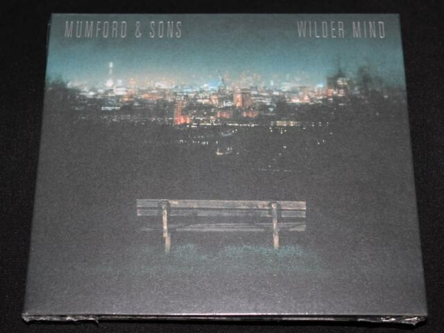 Wilder Mind [Bonus Tracks] [Deluxe] [digipak] by Mumford & Sons (CD, May-2015)
