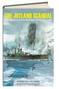 Jutland-Scandal-Truth-About-WWI-039-s-Greatest-Sea-Battle-John-Harper-Hardcover