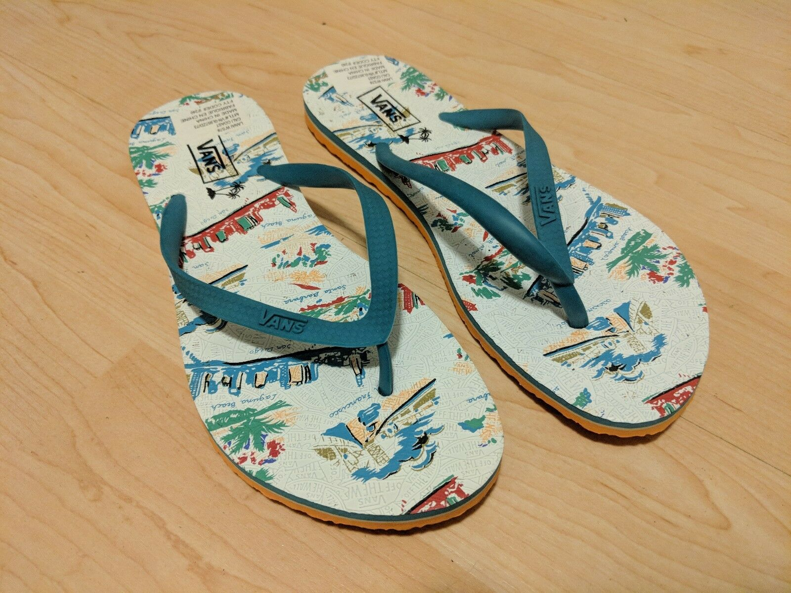VANS USA New Lanai Lady Size USA VANS 7 6d44fc