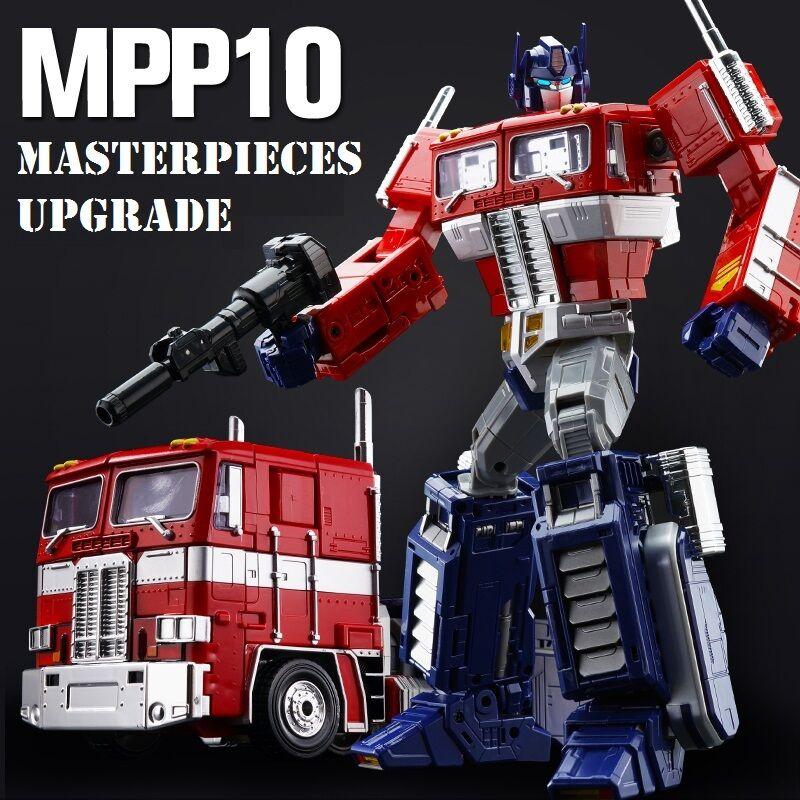 Wei Jiang G1 Milepost Weijiang comhommedant Masterpiece MPP10 Optimus Prime   grand choix