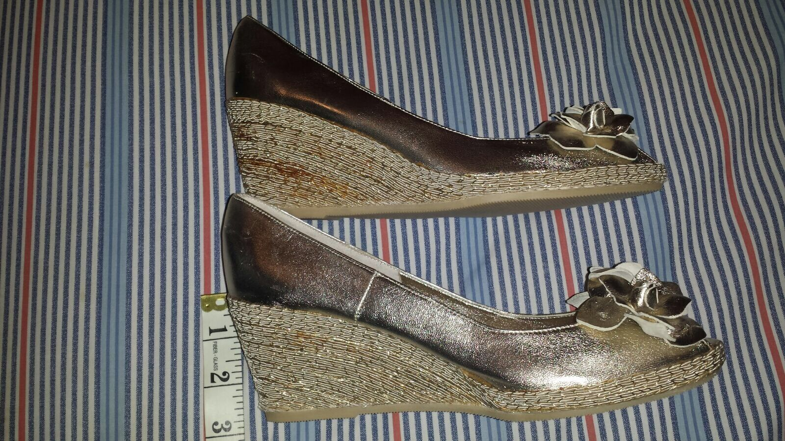 Inniu Made In In In Spain Wedge Heels With Removable B 604a3e