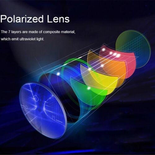 Lunettes de soleil polarisées photochromiques