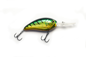 Floating Drennan E-SOX Drongo Pike Lure 28g  SILVER RED 8cm