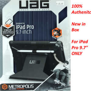 UAG-Folio-iPad-Pro-9-7-inch-Feather-Light-Rugged-COBALT-Drop-Tested-iPad-Case