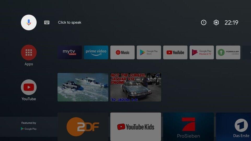 Android TV Box, Formuler, GTV