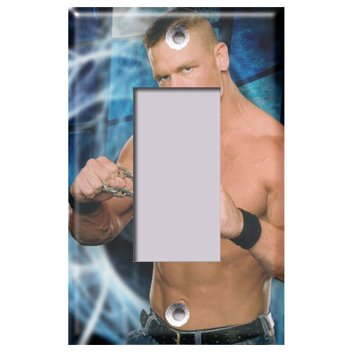 John Cena WWE Light Switch Covers Home Decor Outlet