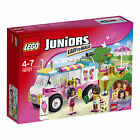 Lego 10727 Juniors Emmas Ice Cream Truck Construction Set
