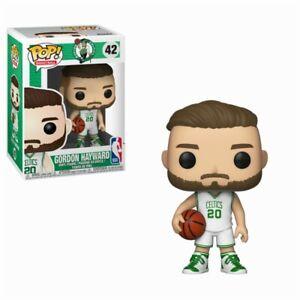 Gordon Hayward Nba Boston Celtics Pop! Basket #42 Vinyl Figurine Funko-afficher Le Titre D'origine Np96z9cp-07180306-312432474