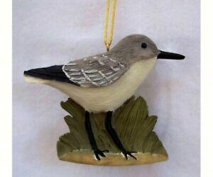 Polyresin-Decorative-Bird-Ornament-Sandpiper-Ornament-FWC147