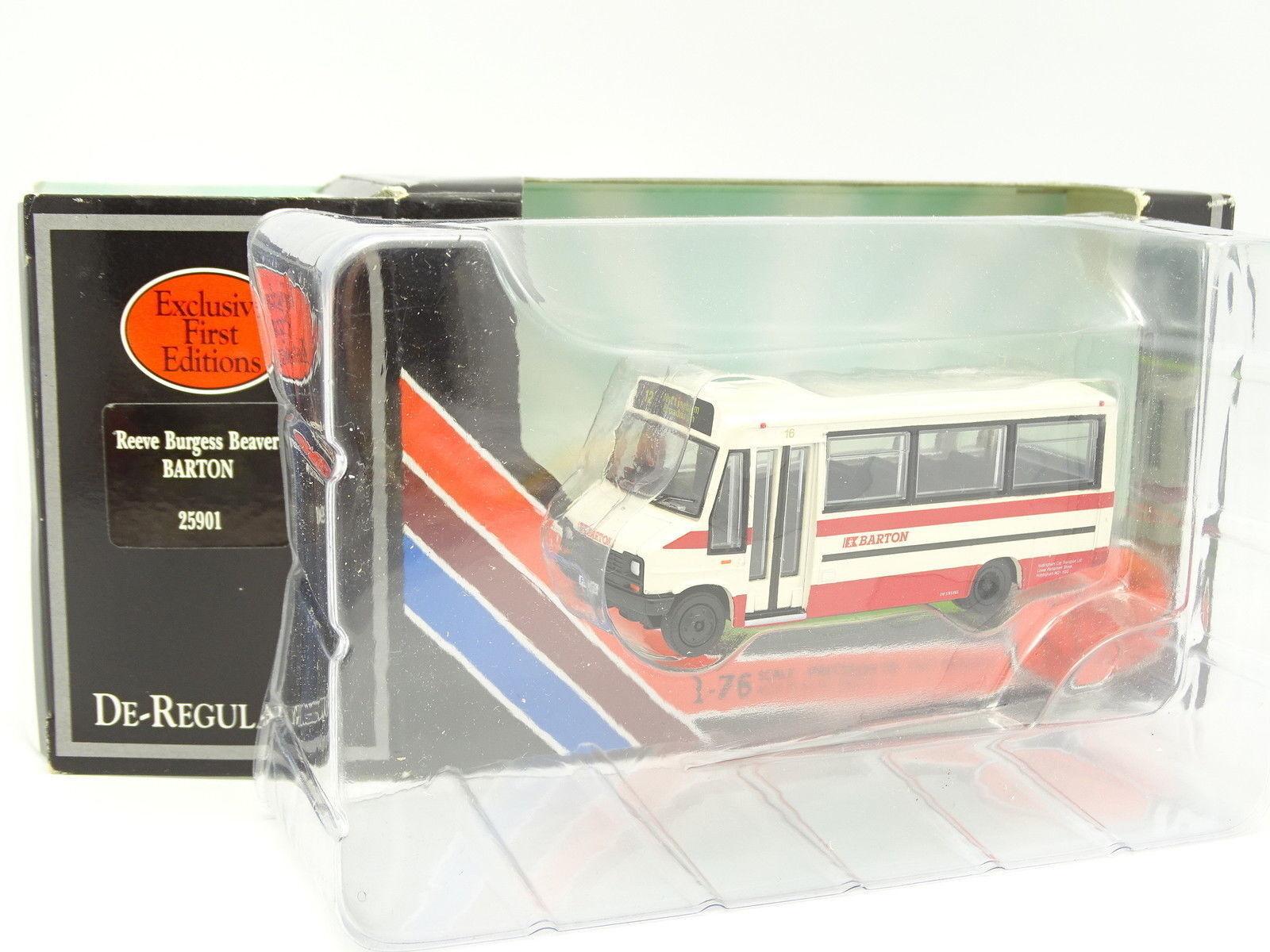 Gilbow 1 76 - Bus Bus Bus Bus Renault Thominette Reeve Burgess Biber - Barton 0952e9