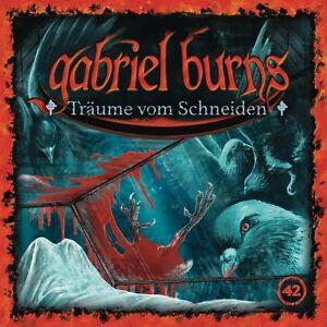 GABRIEL BURNS - 42/TRÄUME VOM SCHNEIDEN  CD NEU