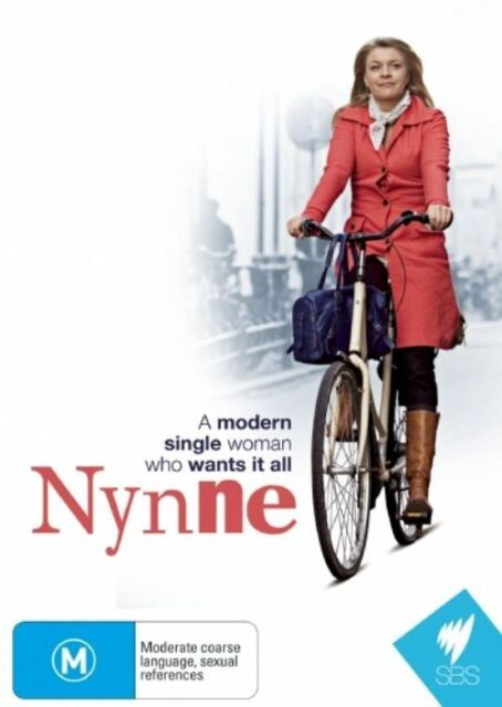 Nynne Season 1 Volume 1 region 4 DVD (2 discs) Denmark / Danish TV series t171