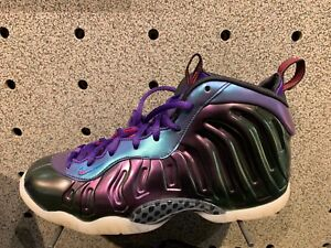 separation shoes 31e2b 0abf4 Details about Nike Foamposite Lil Posite One Rush Pink Neptune Blue GS PS  TD Infant Size 1C-7Y