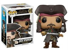 Funko - POP Disney: Pirates of The Caribbean - Jack Sparrow