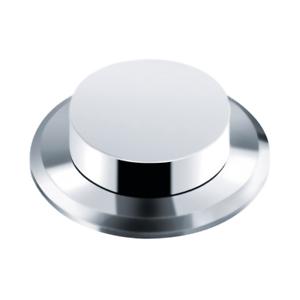 FRANKE Druckknopf rund für Spülen Chrom 10202