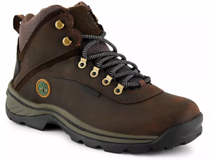 Timberland-White-Ledge-Waterproof-Comfy-Leather-Hiker-Boot-Casual-Hiking-Shoe