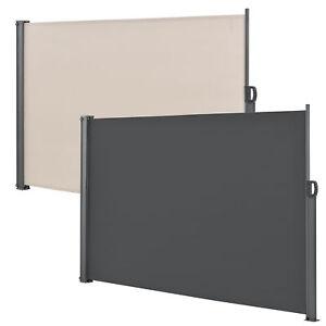 pro-tec-Seitenmarkise-Sichtschutz-Seitenwand-Markise-Sonnenschutz-Windschutz