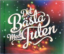 3 CD Det Bästa Med Julen,Weihnachten Jul schwedisch svenska Agnetha Carola