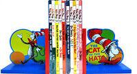 Dr Seuss Beginner Books 10 Book Starter Set Cat In The Hat,hop On Pop,green Eggs