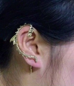 European-Gothic-Punk-Game-Of-Thrones-Inspired-Dragon-Ear-Cuff-Earrings