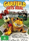 Garfield Gets Real (DVD, 2007)