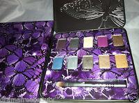 Urban Decay Mariposa Metal Palette 10 Eyeshadows Mushroom Spotlight Skimp Bnib