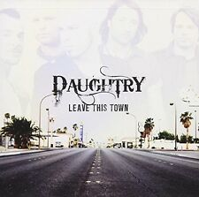 Leave This Town by Daughtry (CD, May-2015, BMG (distributor))
