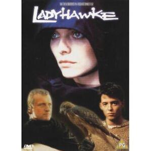 Ladyhawke-DVD-1985-Matthew-Broderick-Rutger-Hauer-Michelle-Pfeiffer-NEW