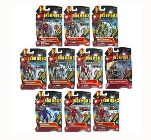 Marvel-Comics-Universe-Avengers-Iron-Man-3-75-Spielzeug-Figuren-Ihrer-Wahl