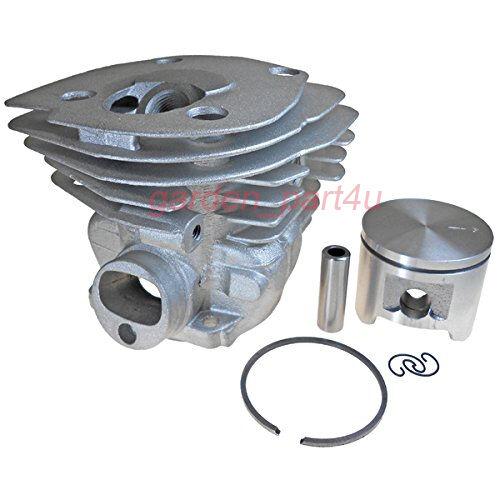 44mm Zylinderset Kolben für Husqvarna 350 351 353 346XP