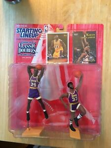 quality design 4260c bf691 Image is loading Starting-Lineup-1997-Shaquille-O-039-Neal-Kareem-