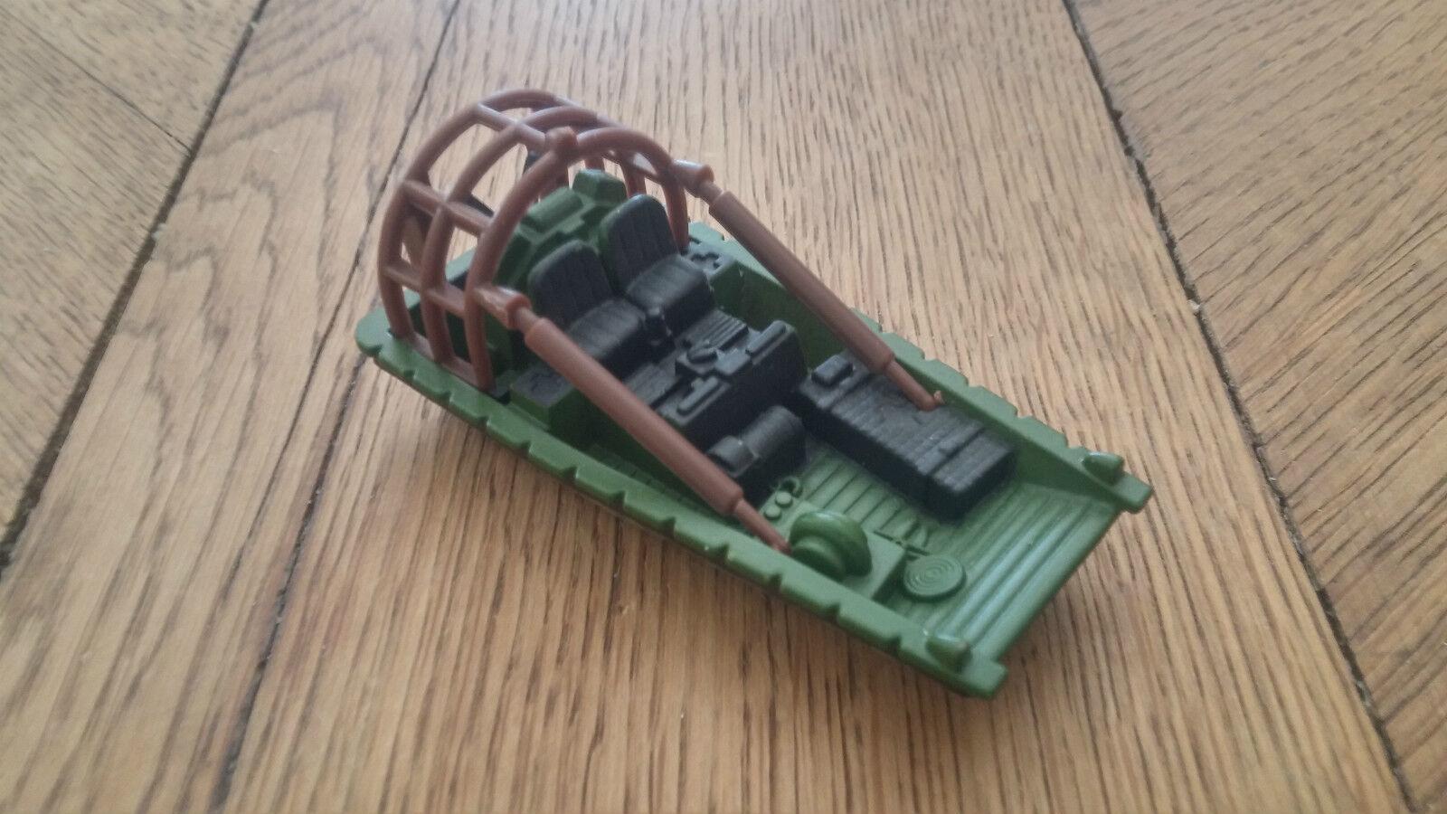 Très Rare Véhicule Miniature MatchBox   Air Boat    2000 Mattel En Parfait Etat