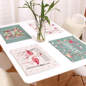 GI-GC-RA-Heat-Resistant-Flamingo-Pattern-Fabrics-Pad-Bowl-Pot-Table-Mat-Coast
