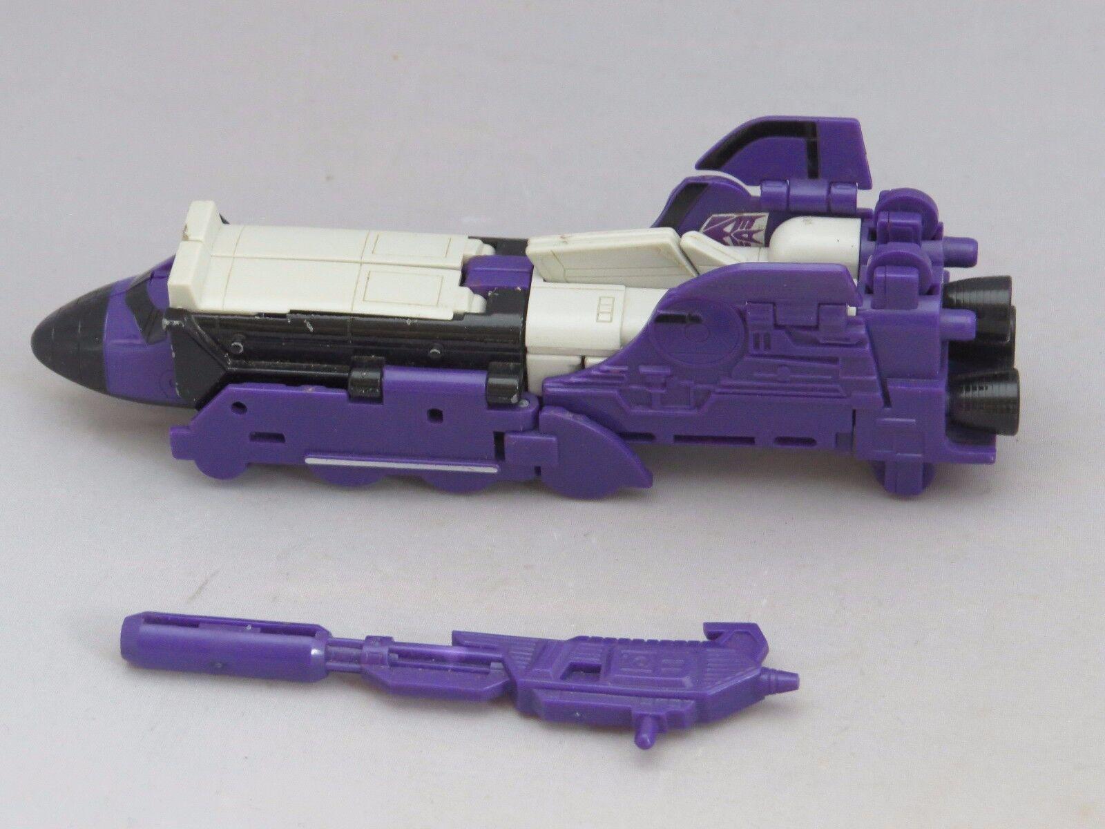Astredrain Complete 1985 G1 Transformers Space Shuttle Train Figure