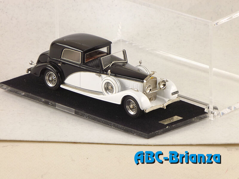 CCC 192 - HISPANO SUIZA K6 1936 COUPE CHAUFFEUR 1 43