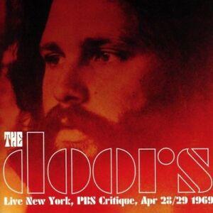 The-Doors-Live-New-York-PBS-Critique-Apr-28-29-1969-2016-CD-NEW-SPEEDYPOST