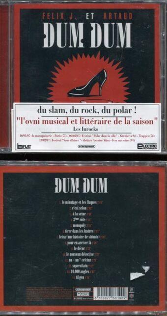 "Félix J. & ARTAUD ""Dum dum"" (CD) 2006 -NEUF / NEW-"