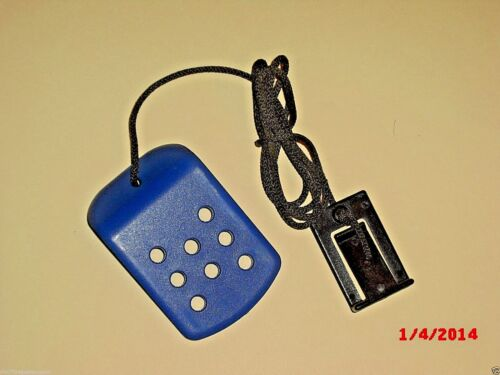 NordicTrack 4100  BLUE Treadmill Safety Key