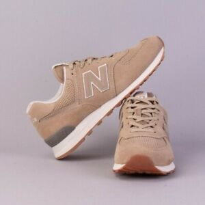 info for ab2ef 3e71a Details about New Balance 574 Classic Hemp Suede Size 8 Tan Beige Running  Sneaker ML574ESF
