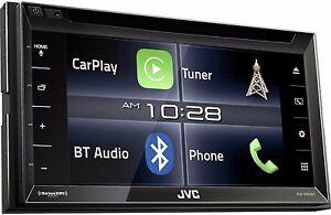 Jeep Grand Cherokee 2015 Carplay Jvc Kw V820bt Bluetooth 6 8 Dvd